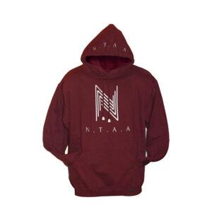NTAA_WINE_RED_HOODY_FRONT